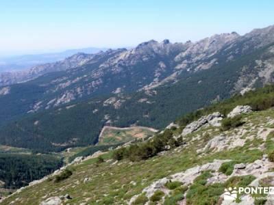 Circo de La Pedriza;rutas cercedilla cercedilla rutas rutas por españa